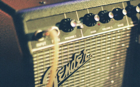 What Is Gain on a Guitar Amp?