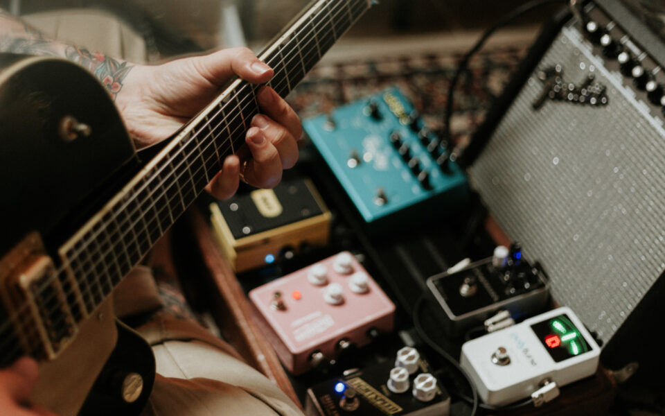 best expression pedals for guitar