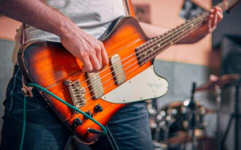 Can You Play a Bass Through a Guitar Amp?