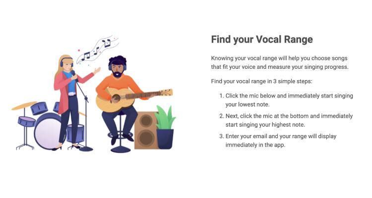 Range Finder by Ramsey Voice Studio