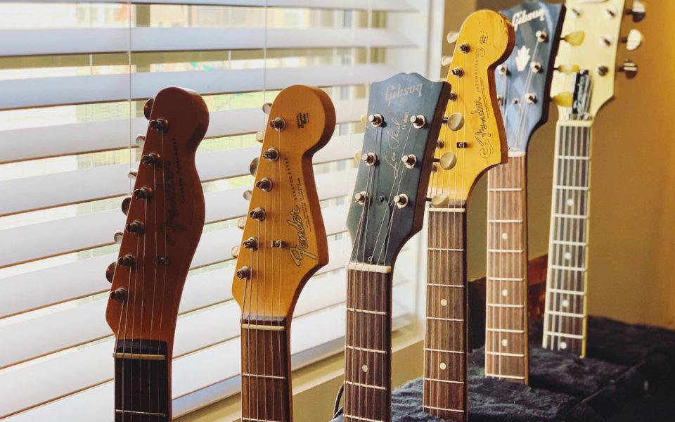 American-Made Electric Guitars