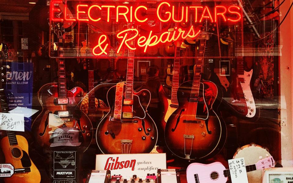 Are Guitar Center Trade in Values Fair