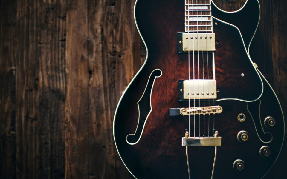 Best Jazz Pickups for Electric Guitar