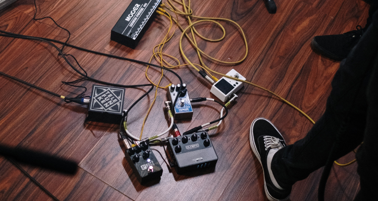 Preamplifier vs Amplifier What's the Difference Preamp Pedal