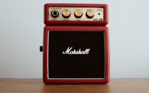 Mini Amplifiers and Pocket Amps for Guitars